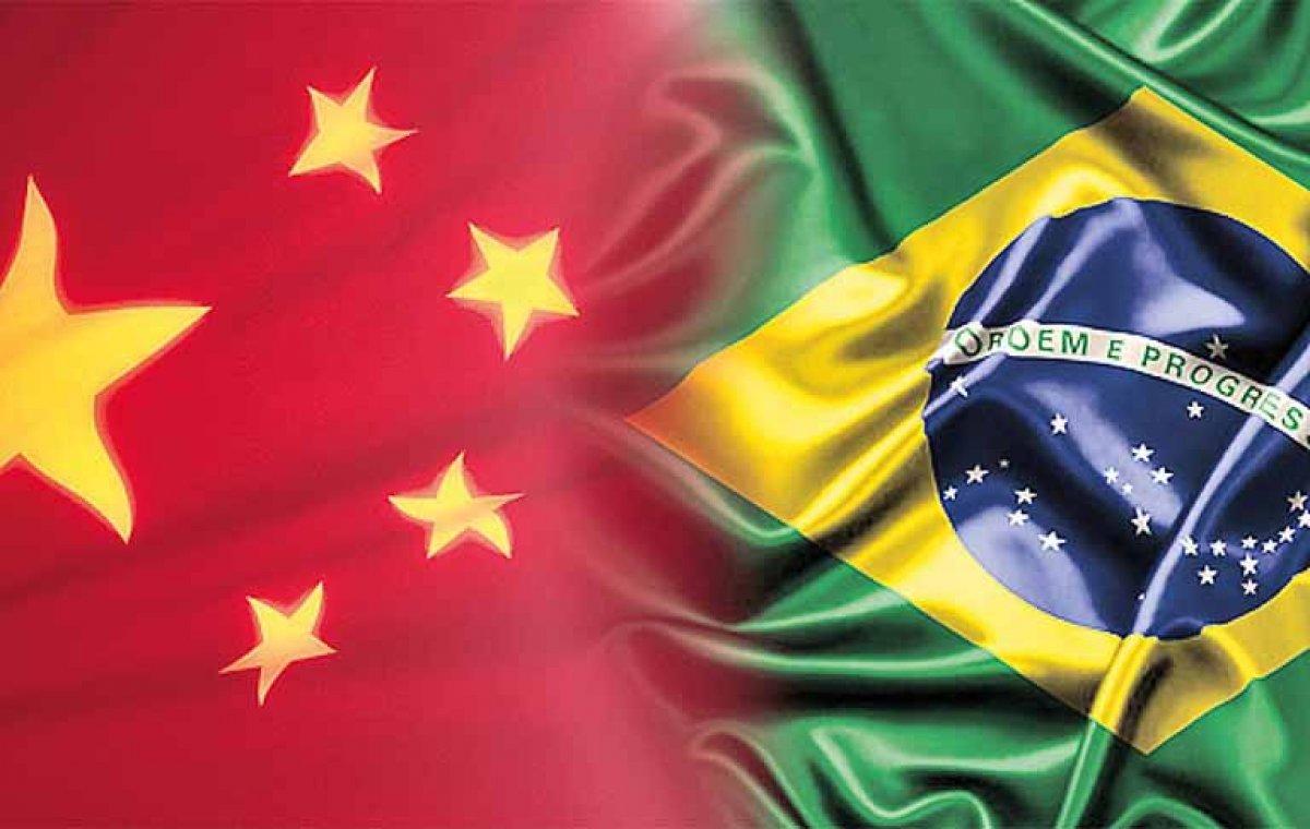 [O Brasil esnobando a China]