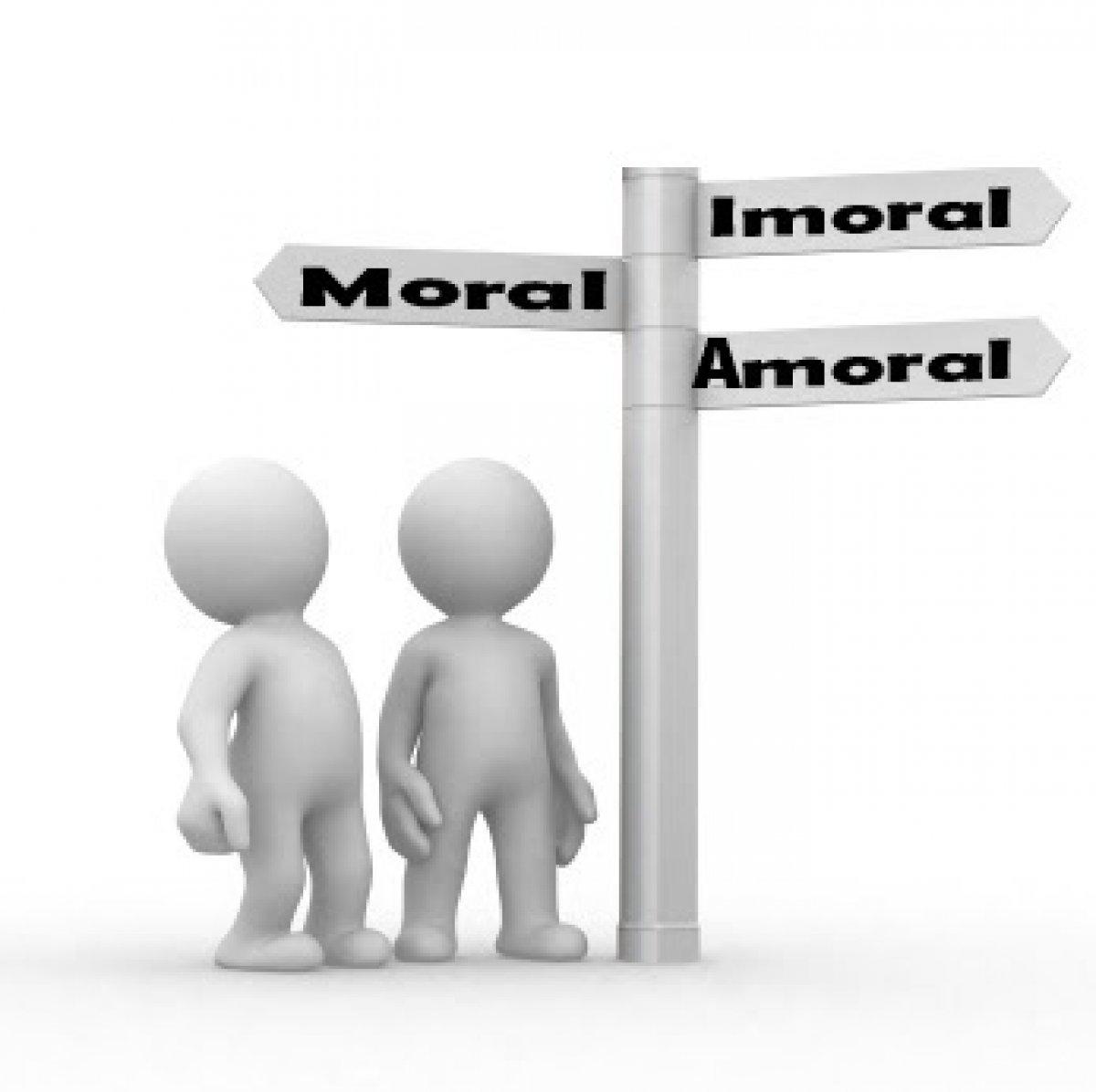 [Moral e Imoral]
