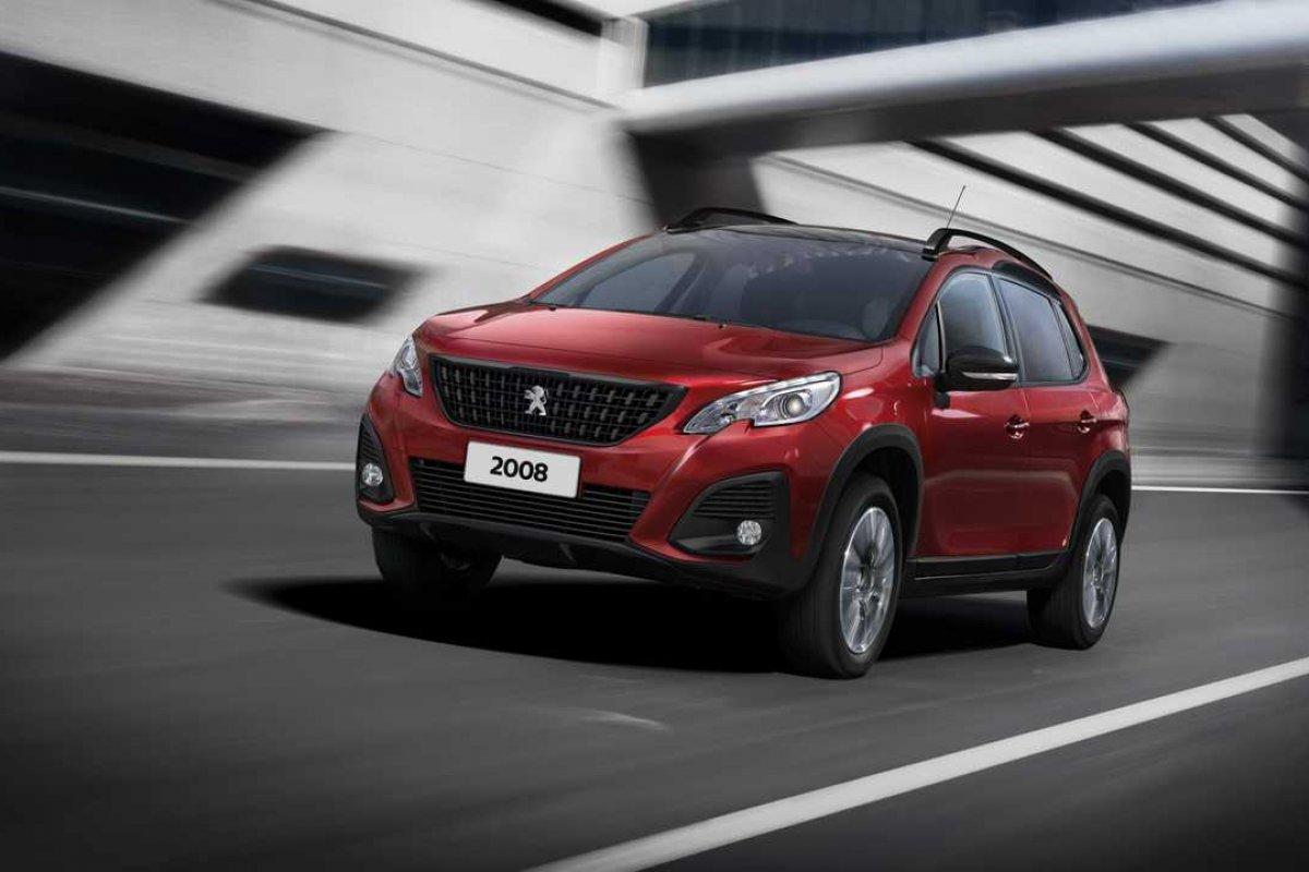 [Novo Peugeot 2008 é apresentado no Brasil]