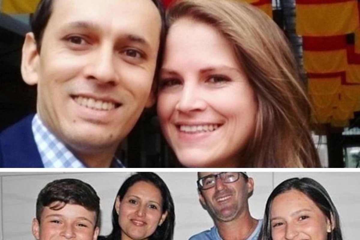 [Família morta no Chile é velada em Florianópolis]