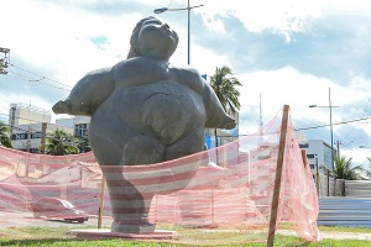 [Prefeitura de Salvador restaura monumento histórico na cidade]