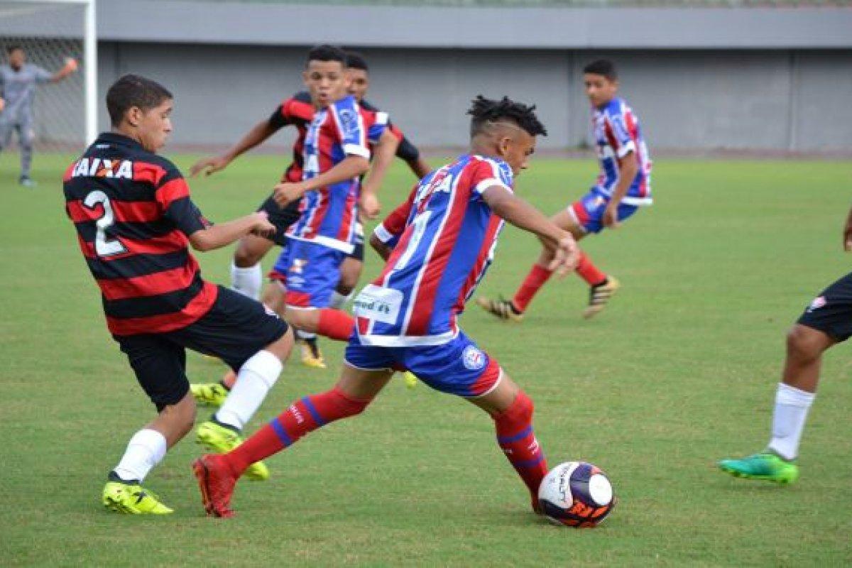 [Categorias de base do Bahia, Vitória e outros clubes baianos são investigados pelo Ministério Público]