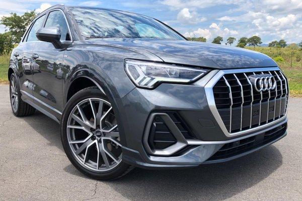 [Como anda o novo Audi Q3: veja preço e versões ]