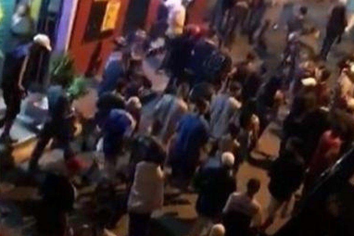 [PMs que participaram de ação em Paraisópolis devem ser afastados]
