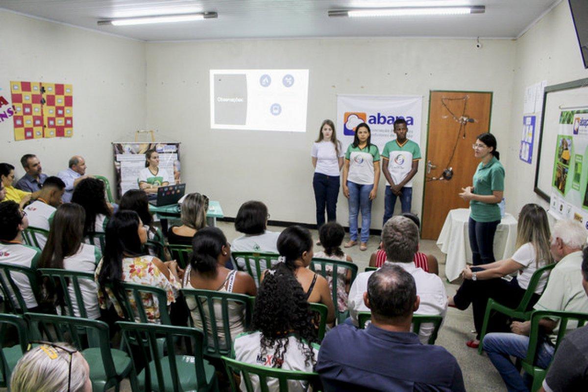 [Projeto de estudantes baianos é premiado em São Paulo]