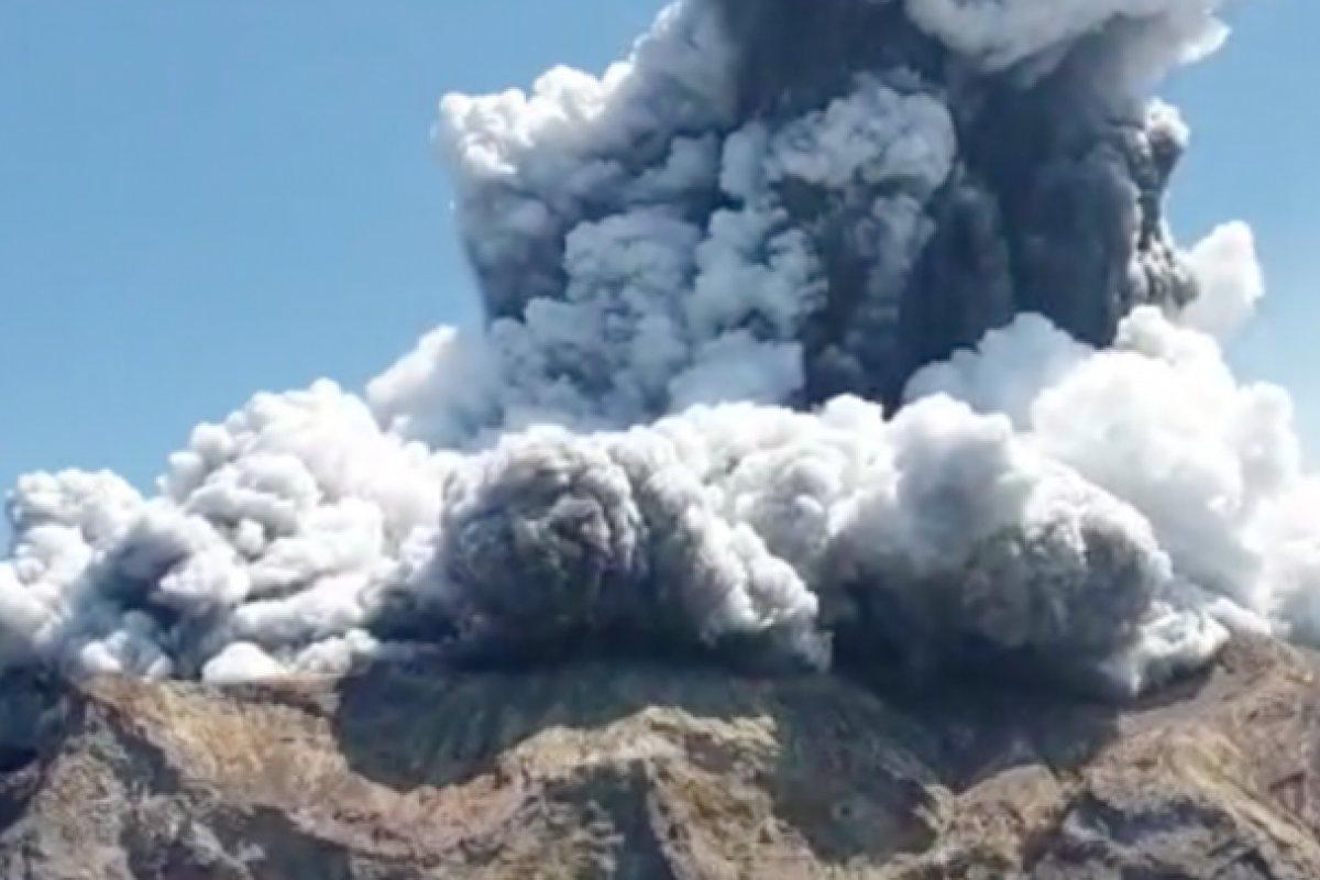 [Nova Zelândia pede doações de pele para tratar vítimas de vulcão aos EUA]