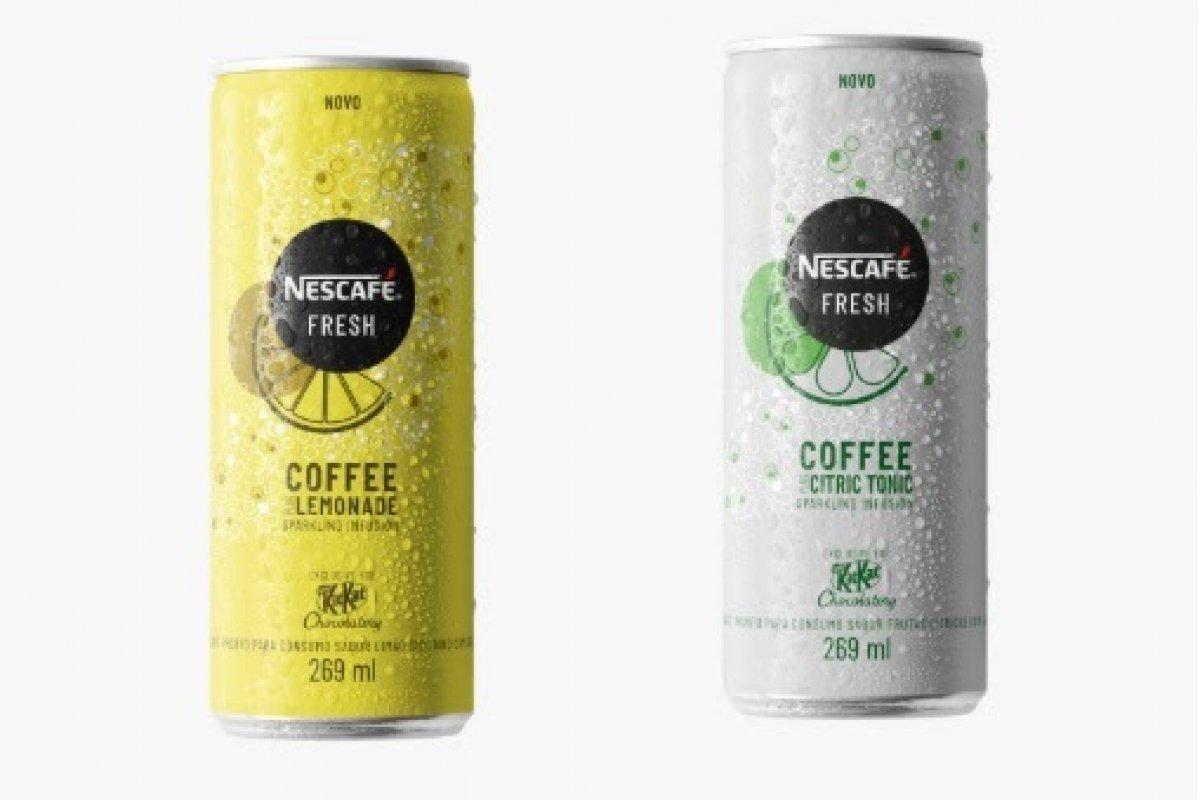 [Nescafé lança bebida refrescante para os amantes do cafezinho ]