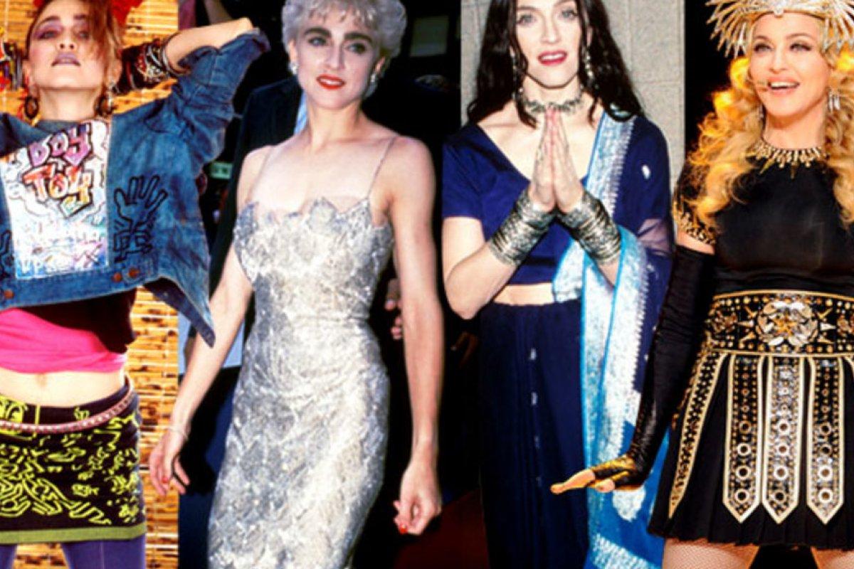 [Material Girl: Madonna, moda e poder feminino]