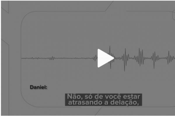 [MPF diz que áudio revela delator vendendo versão para enganar a Lava Jato do Rio]