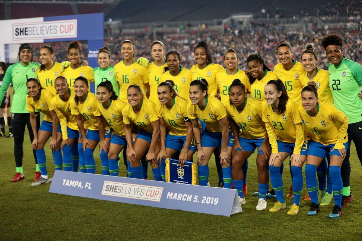 [Vadão divulga lista final da Seleção feminina para a Copa do Mundo]