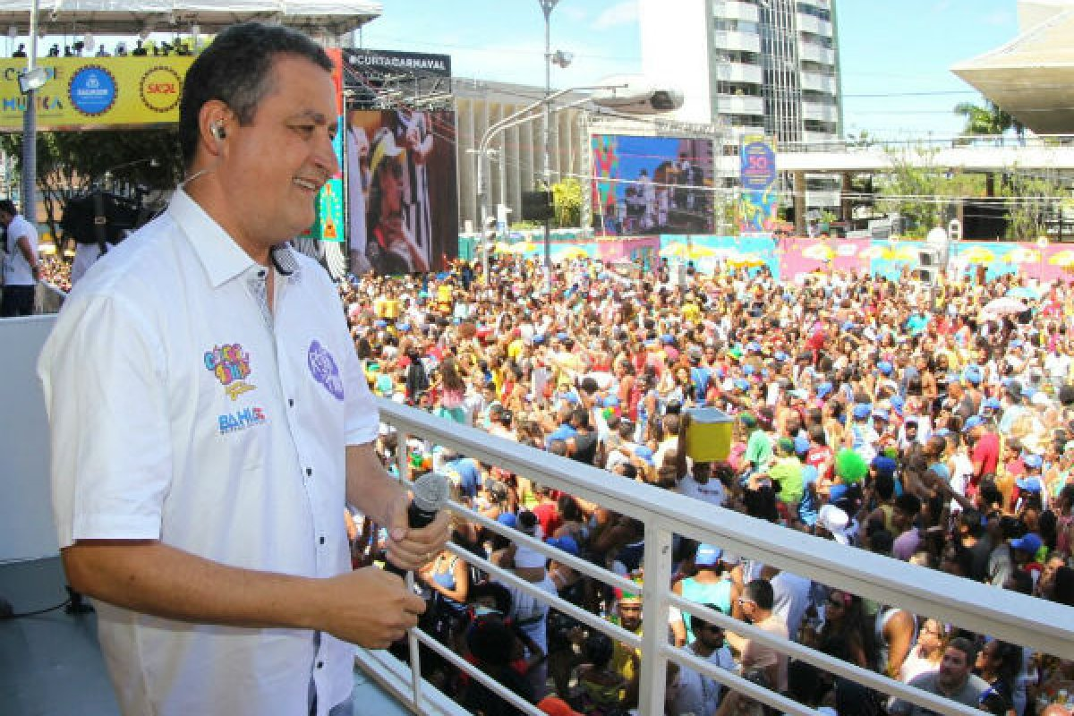 [Governo investe R$ 500 mil a menos em segurança no Carnaval do que em 2019]