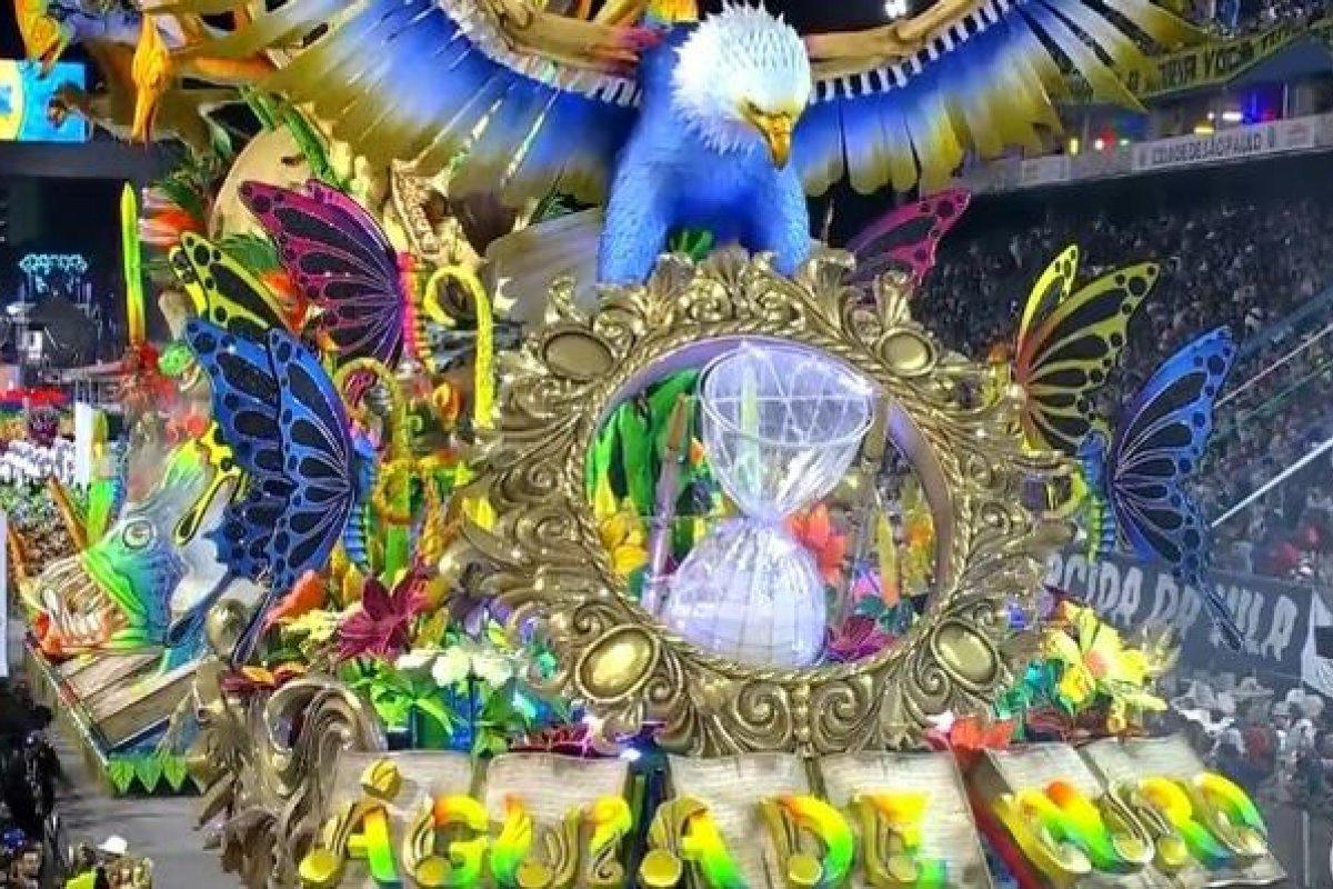 [Águia de Ouro é a campeã do Carnaval 2020 de São Paulo]