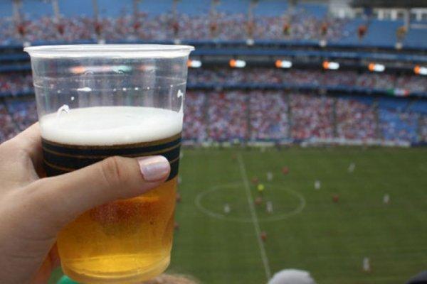 [STF julga a partir desta sexta (28) se estádios podem vender bebida alcoólica]