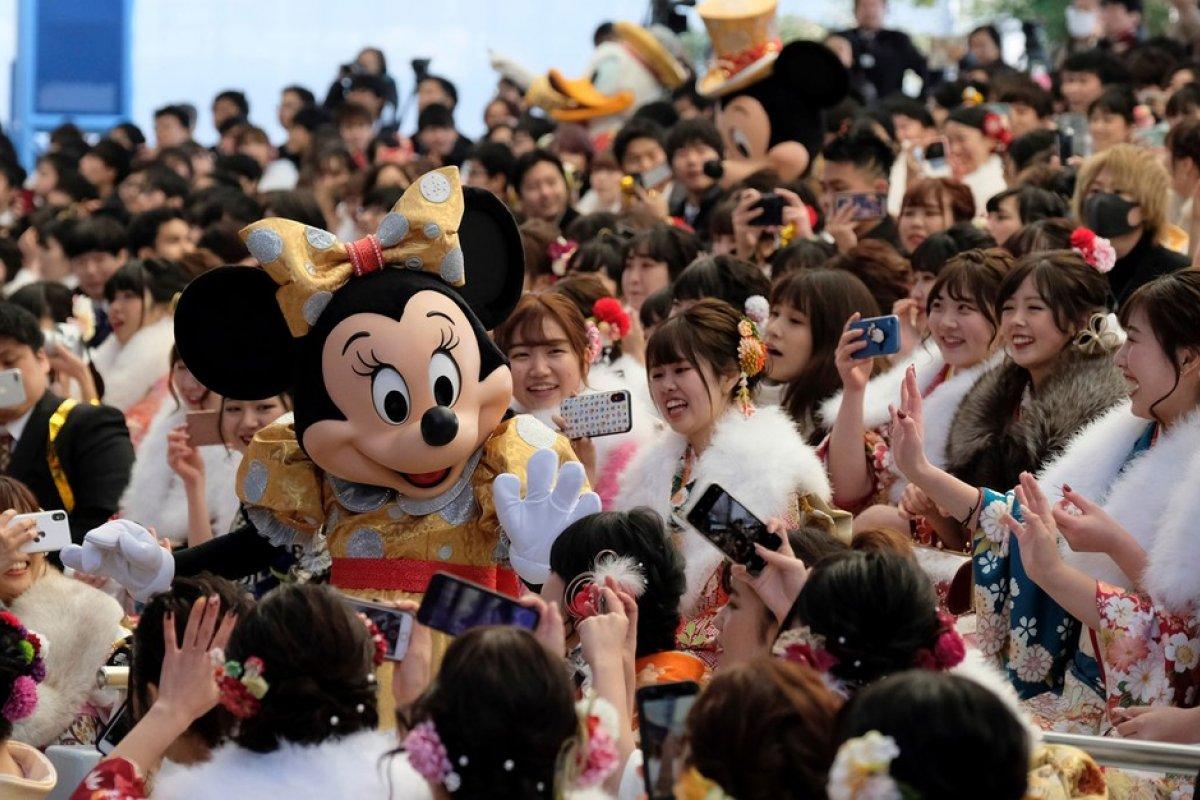 [Coronavírus: Parques da Disney em Tóquio fecham por duas semanas ]