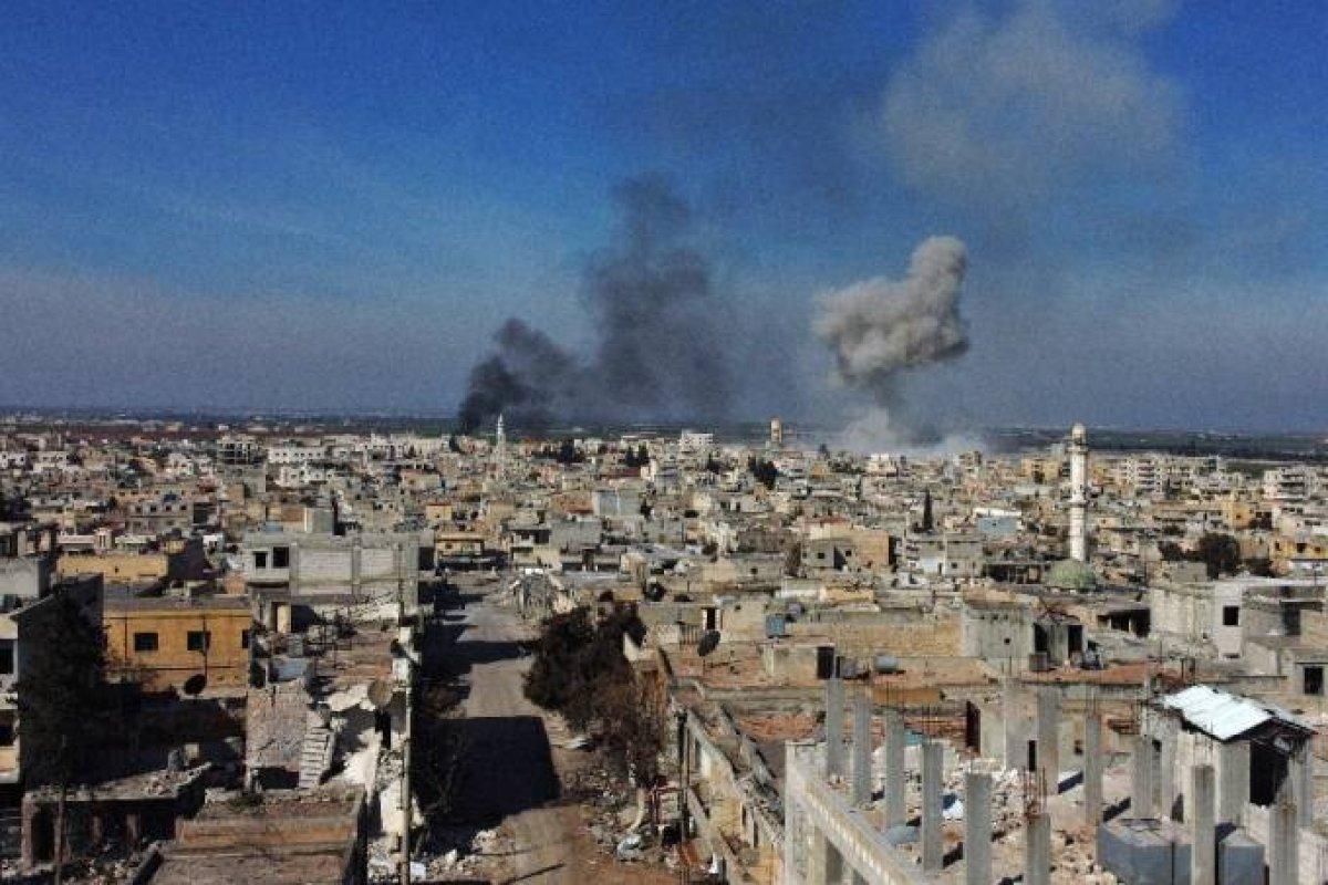 [Ataque aéreo na Síria mata 33 soldados turcos ]