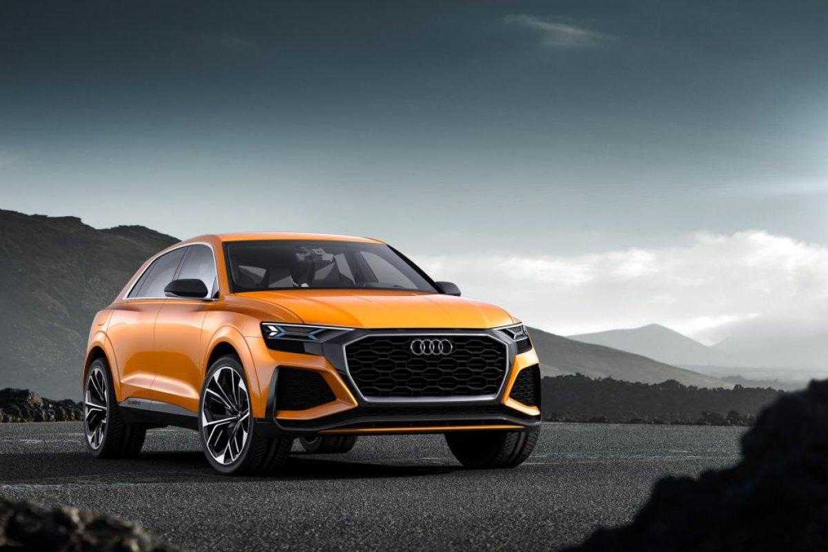[Audi SQ8 chega ainda este ano com V8 de 429cv]