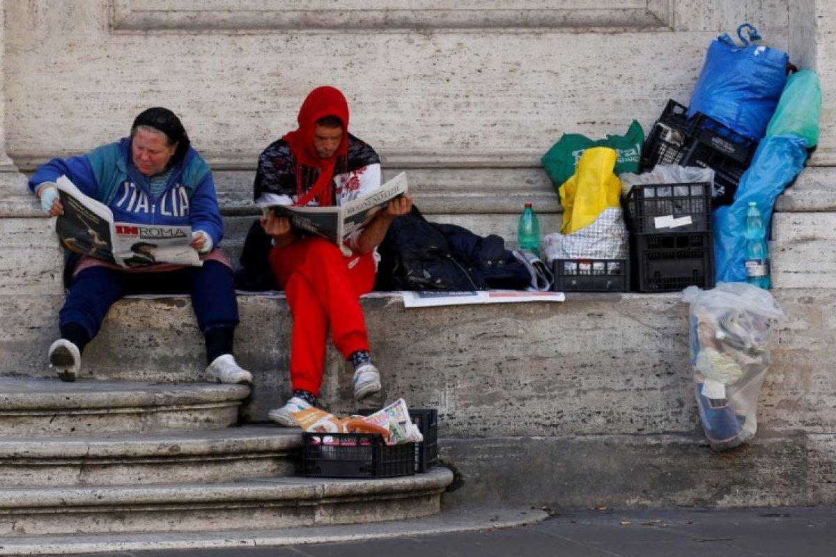 [Coronavírus: cerca de 50 mil italianos não podem cumpriras regras de isolamento em casa]