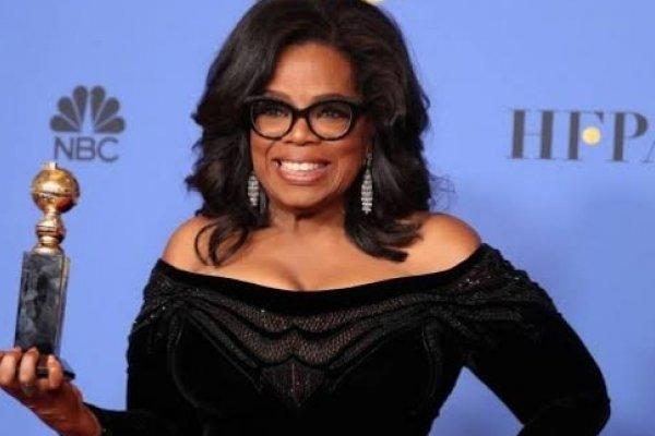 [Oprah Winfrey faz doação de US$ 10 Mi para ajudar afetados pela pandemia da Covid-19]