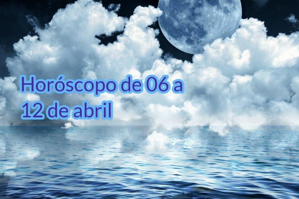 [Confira o horóscopo da semana com a astróloga Andreia Modesto]