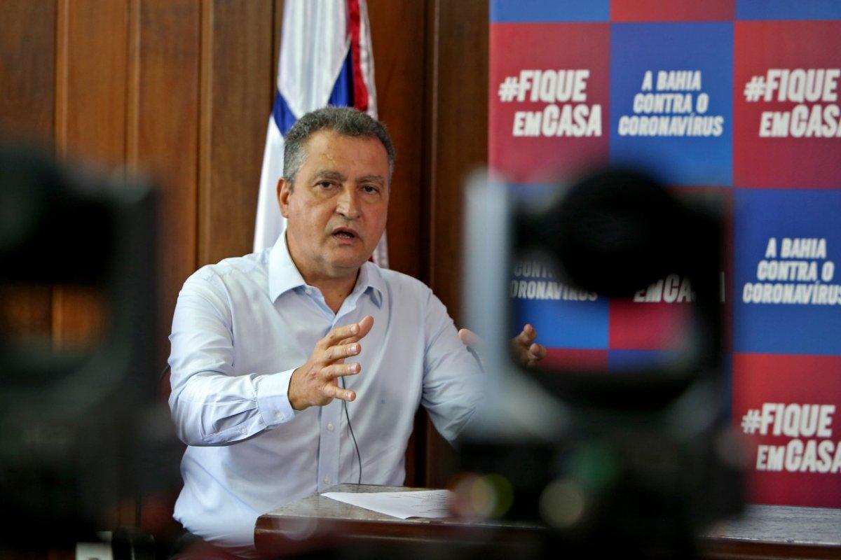 Rui Costa Anuncia Que Ira Ampliar Lockdown Para Municipios Da Bahia Bahia Farol Da Bahia