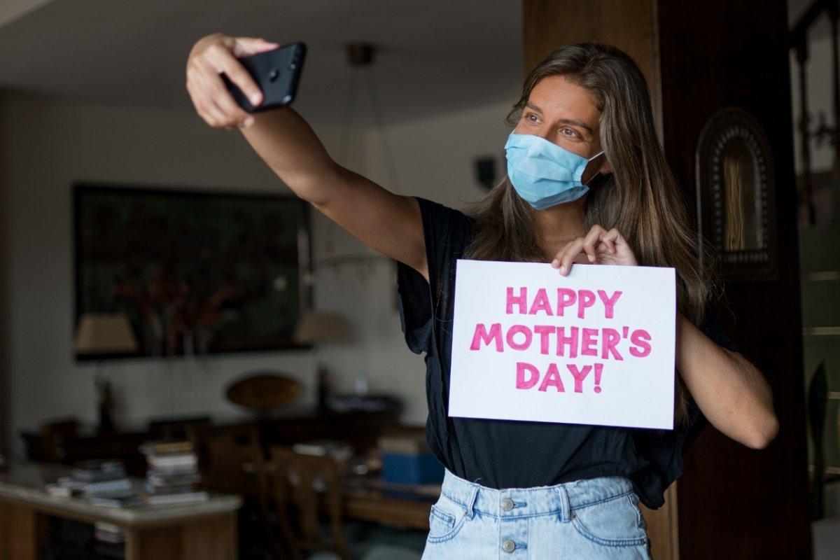 [Dia das mães à distância]