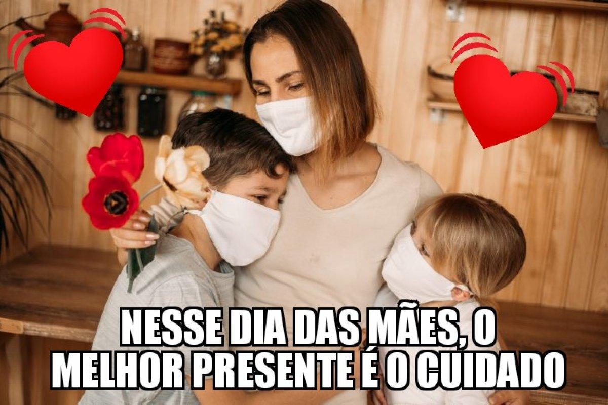 [O melhor presente durante a pandemia da Covid-19]