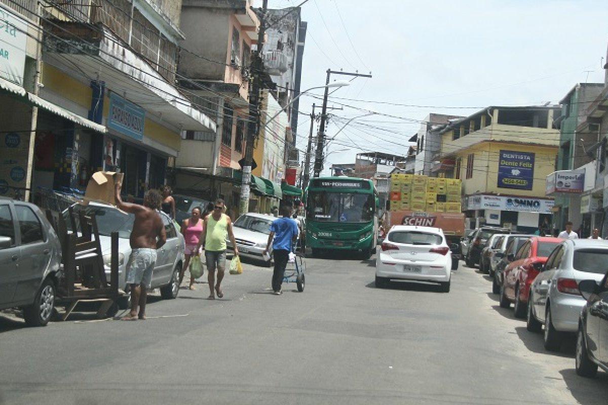 Mulher é morta a tiros no bairro de Pernambués, em Salvador ...