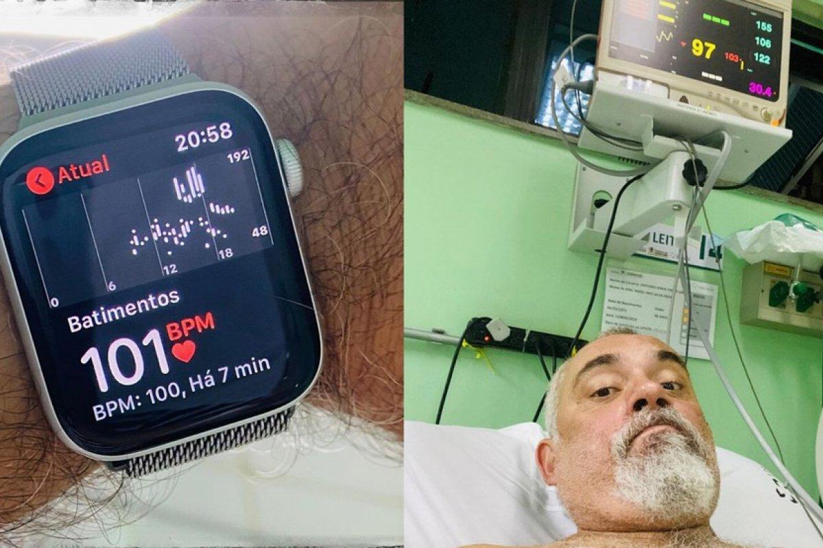 [Anvisa libera função eletrocardiograma do Apple Watch no Brasil]