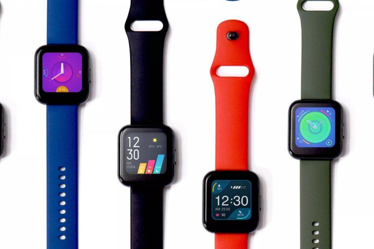 [Empresa lança relógio smart com bateria que funciona sem carregar até 20 dias]