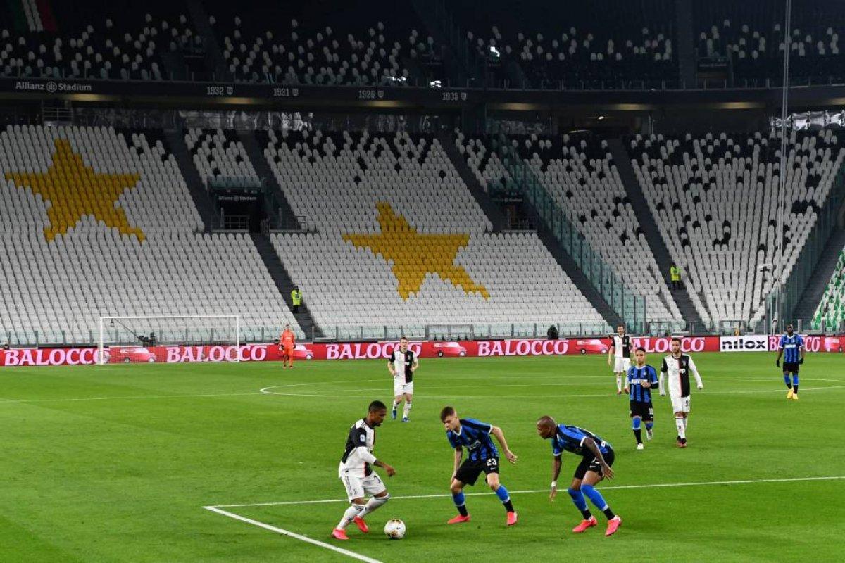 [Campeonato Italiano recomeça no dia 20 de junho, afirma governo]