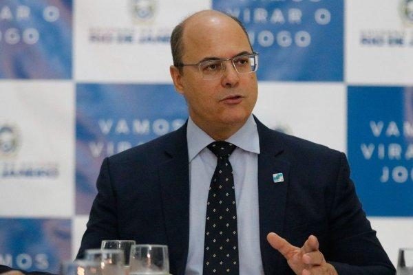 [Governador do Rio de Janeiro afrouxa isolamento social]