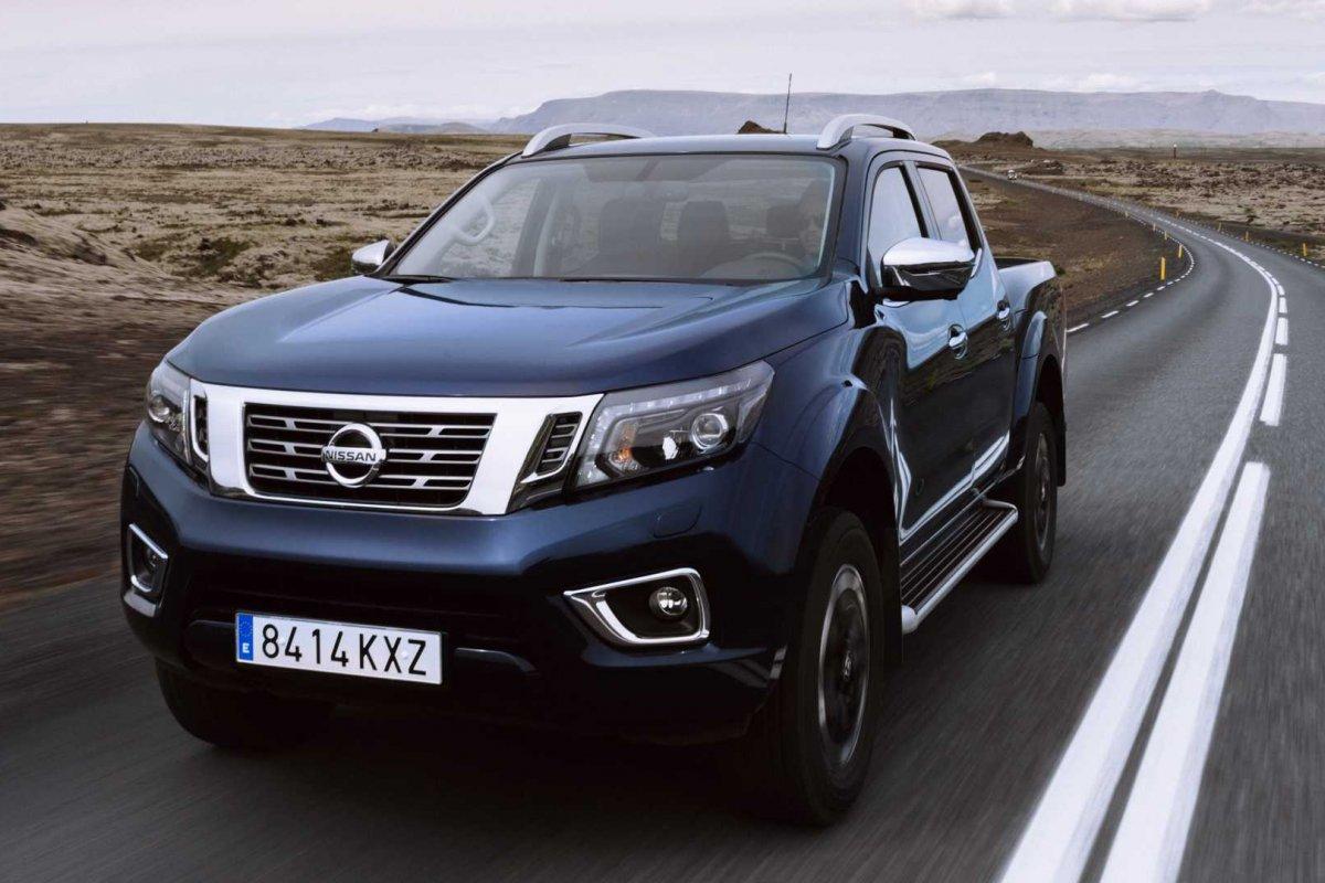 [Nissan Frontier ganha reestilização na Europa]