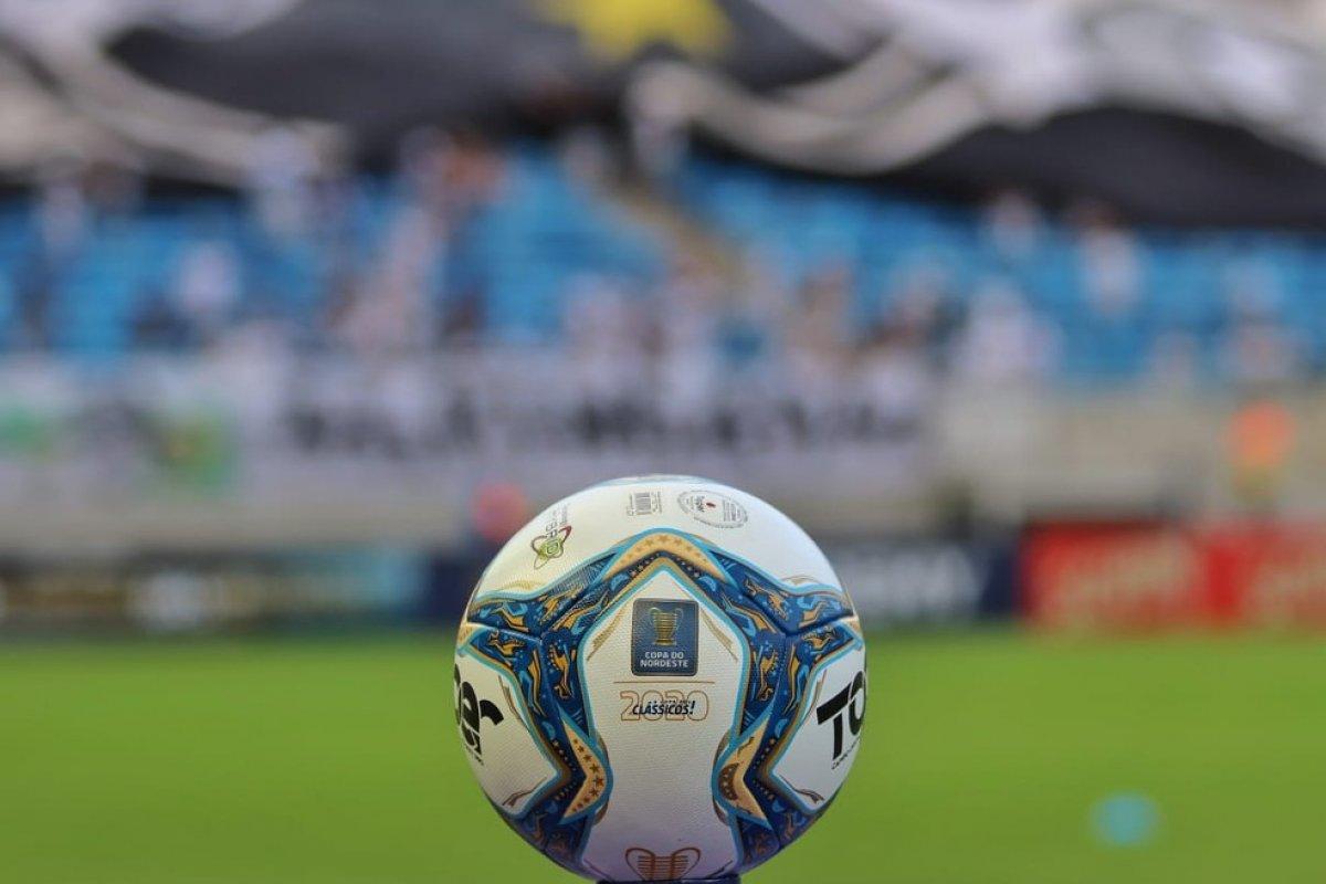 [Fase final da Copa do Nordeste vai ser disputada em sede única]