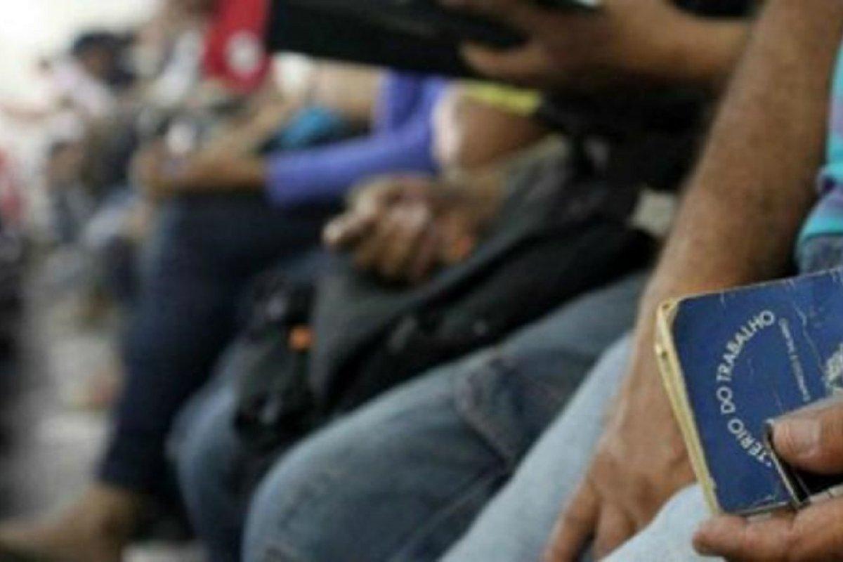 [Recorde: Taxa de desemprego sobe para 12,9% em maio, diz IBGE]