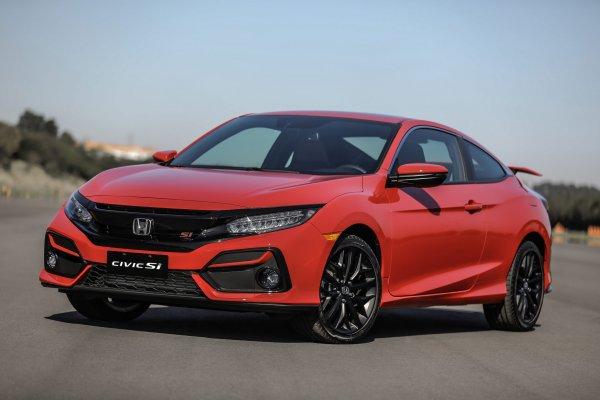 [Honda retoma vendas do Civic SI no país: novidade custa R$ 179,9 mil]
