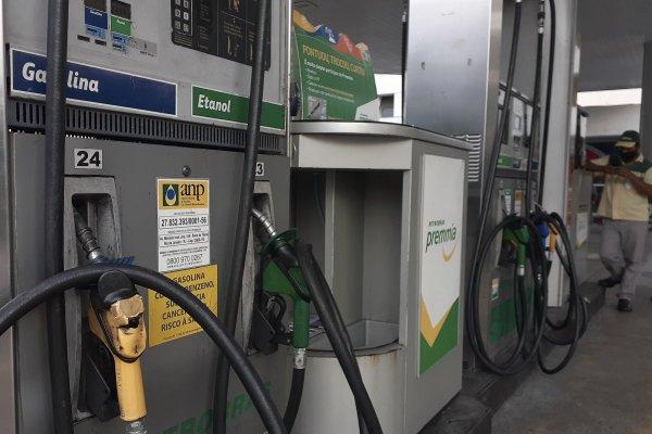 [Petrobras faz reajuste de 5% no preço da gasolina nas refinarias ]