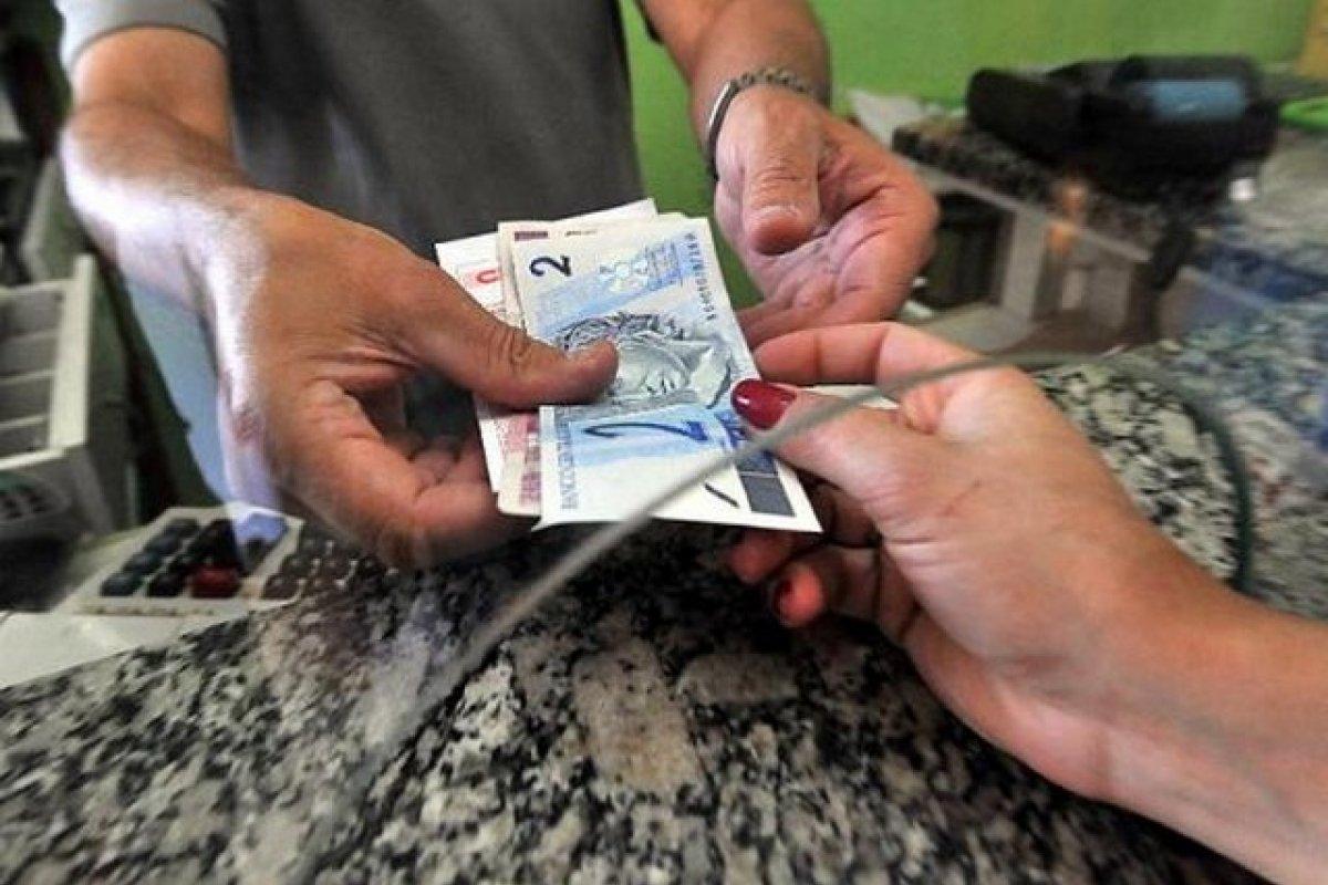 [Novo sistema de pagamento digital do BC permite que o consumidor receba troco em dinheiro]
