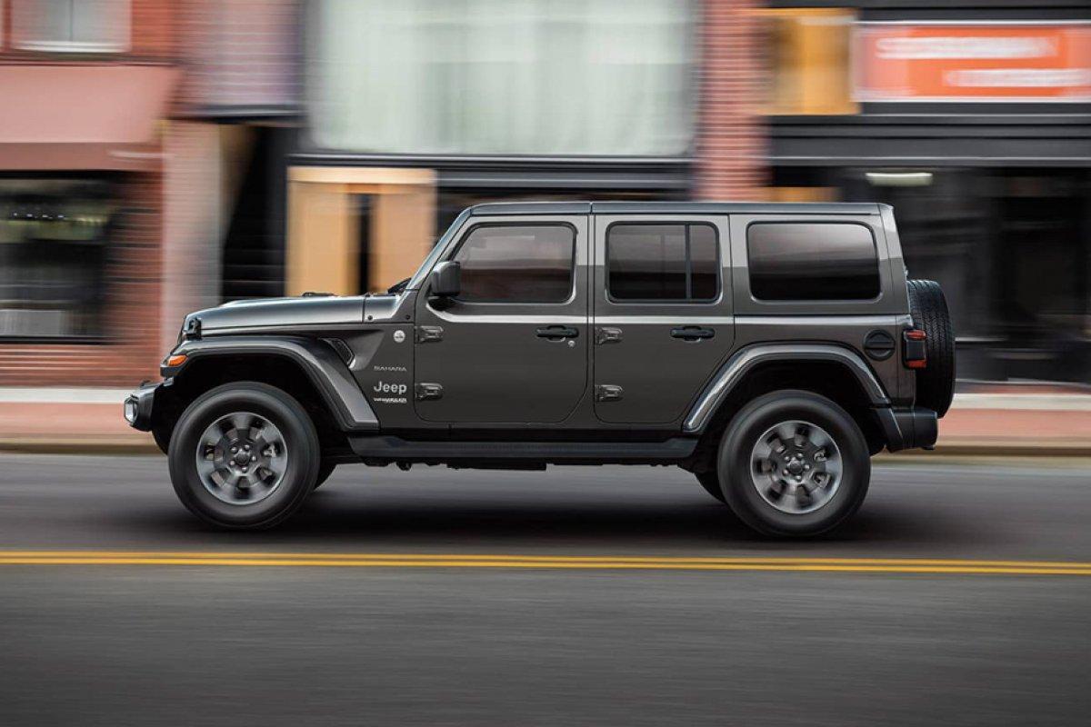 [Jeep lança Wrangler Sahara por R$ 260 mil]