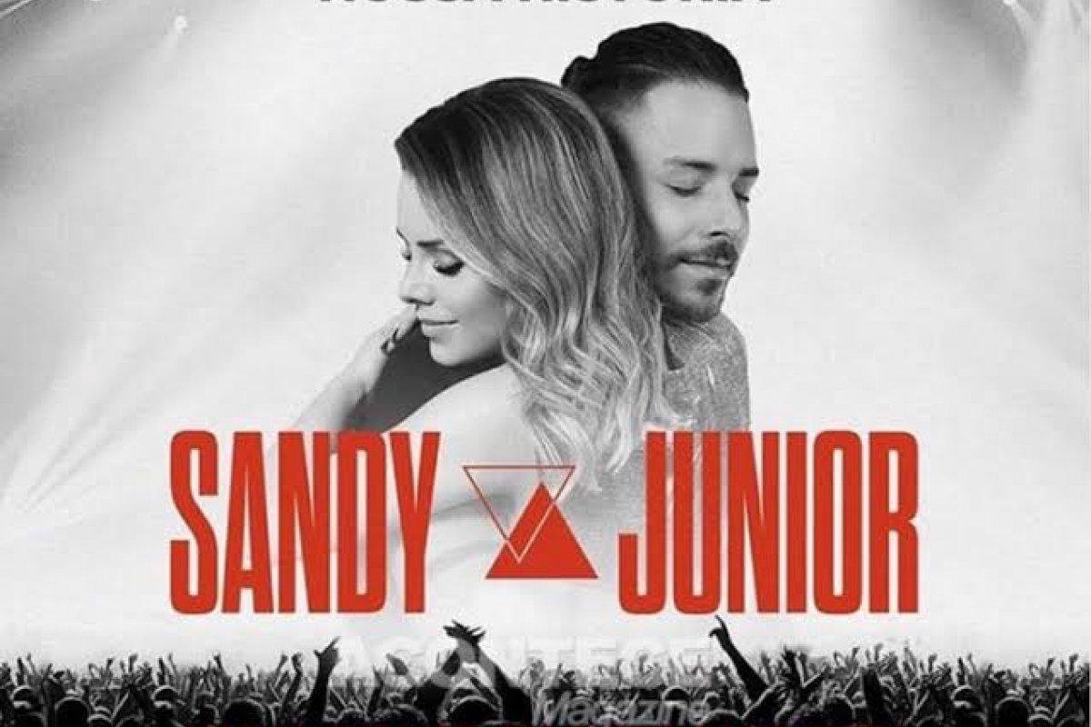 [Estreia: Sandy e Junior revisitam trajetória artística em série documental]