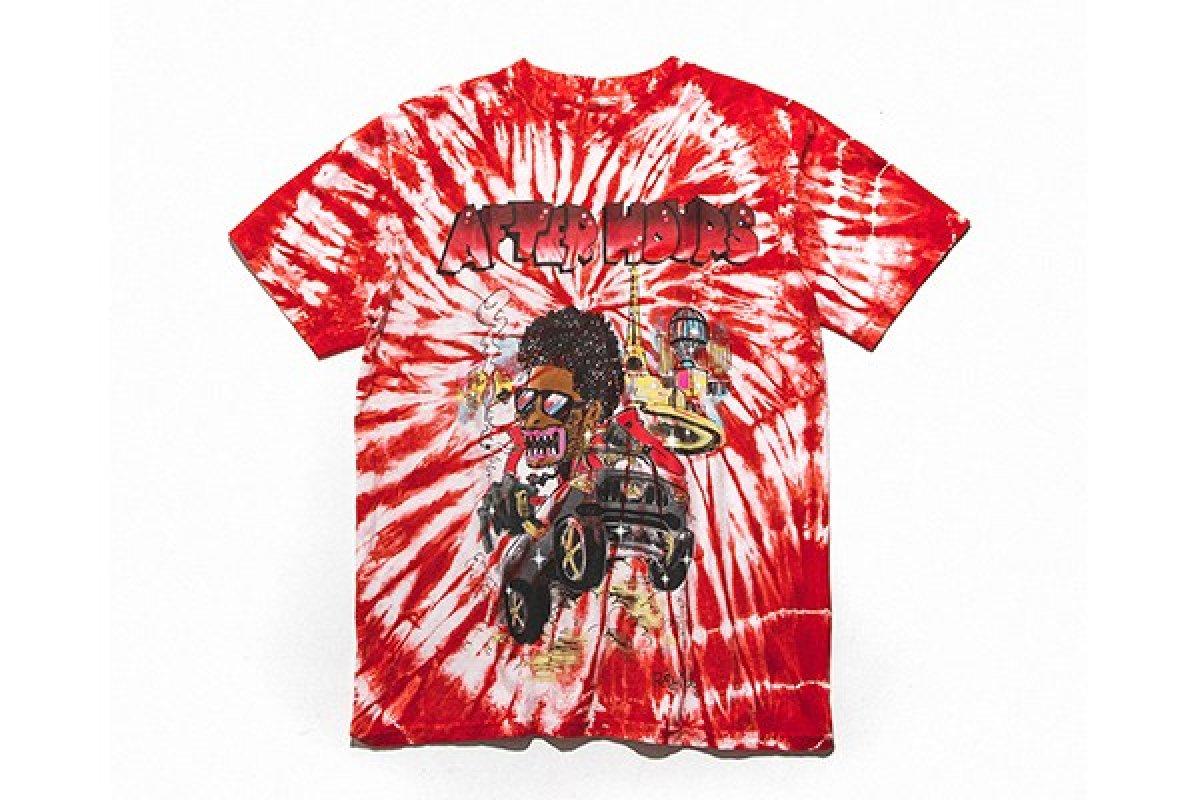 [Saindo do forno: The Weeknd apresenta coleção de camisetas]