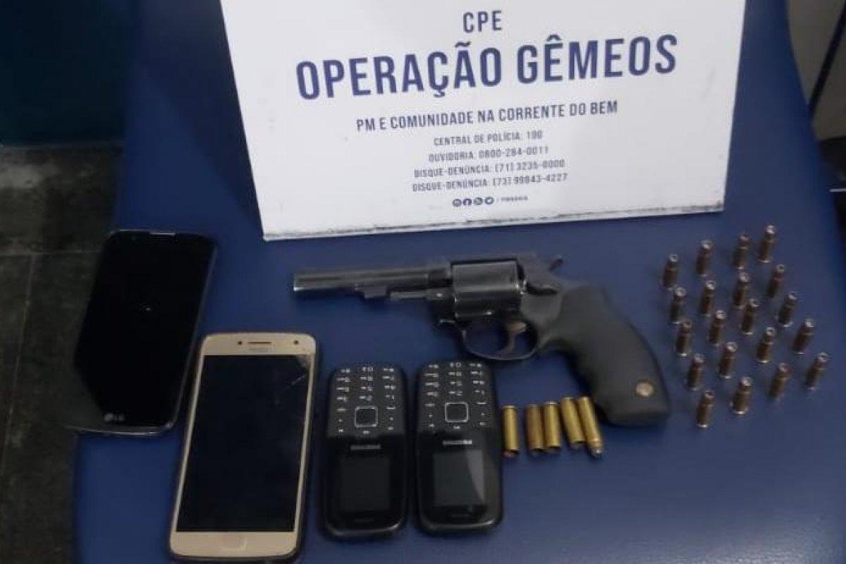 [Uma pessoa morre e duas são presas durante confronto policial no subúrbio de Salvador]
