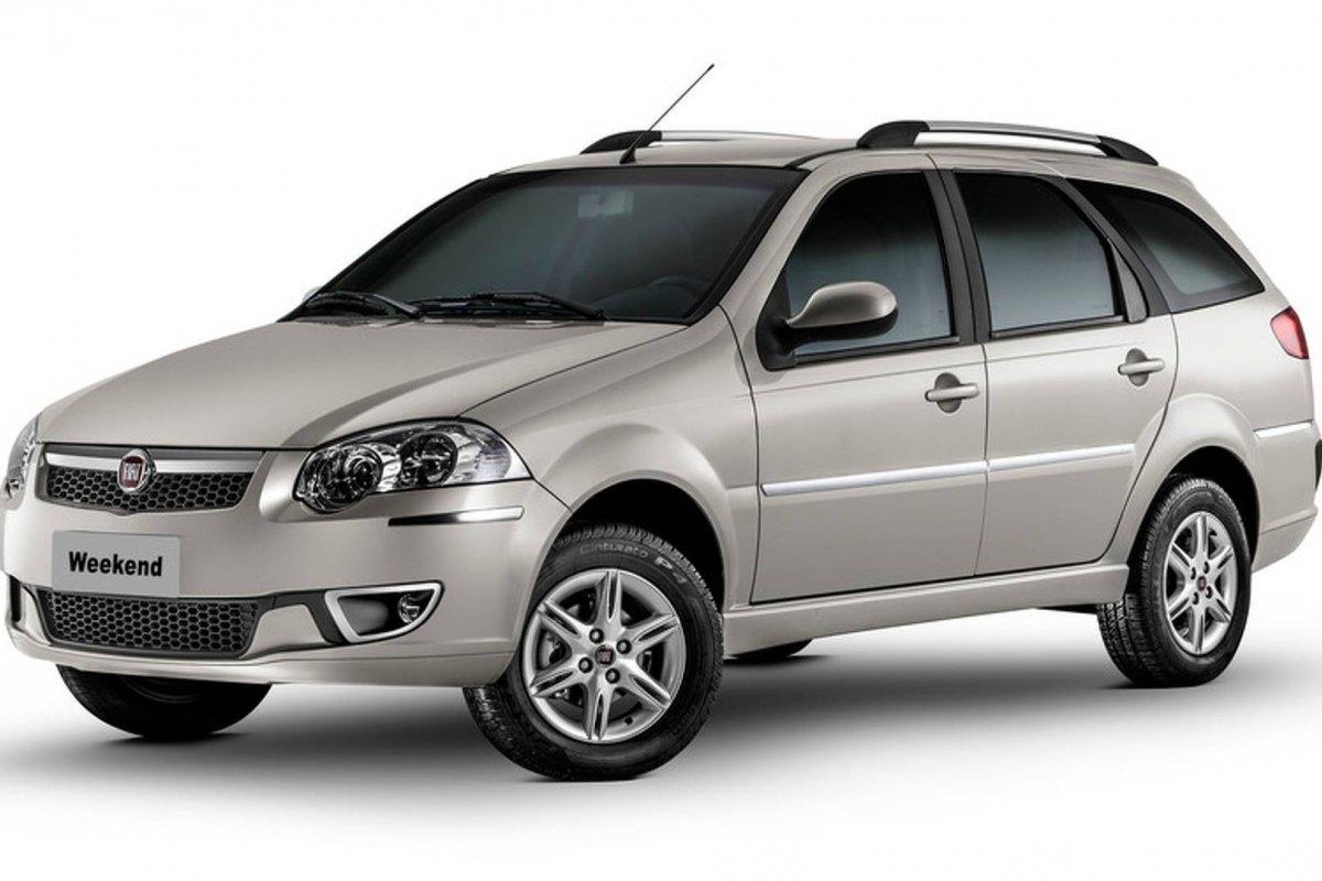 [Fiat Weekend 2020 chega a partir de R$ 64.990]