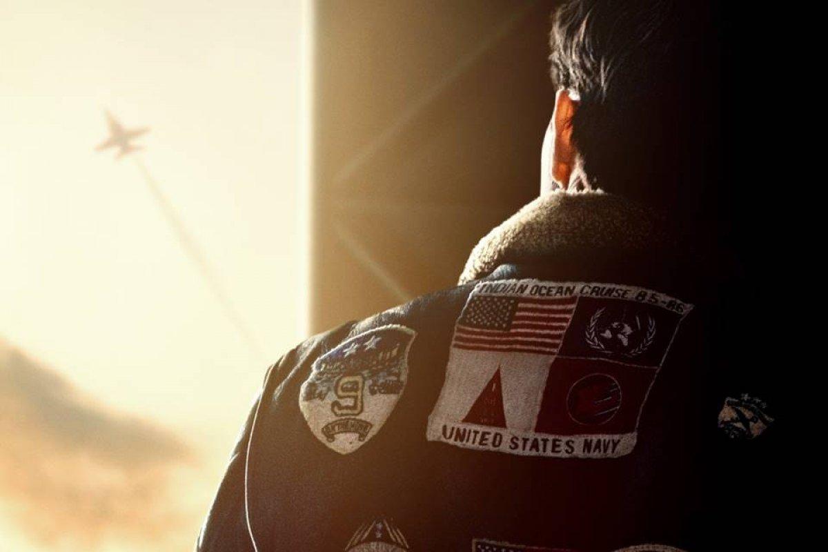 [Novo trailer de Top Gun traz Tom Cruise de volta para o papel de Maverick]