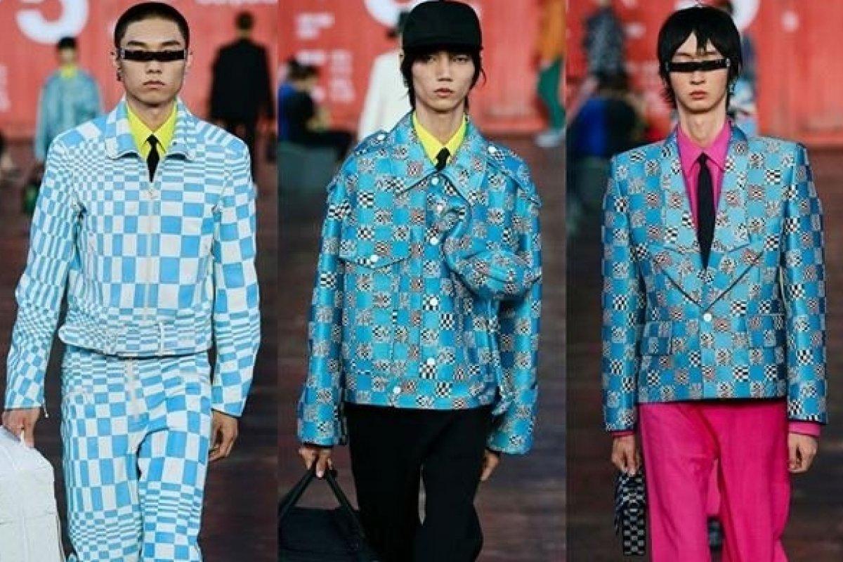 [Louis Vuitton apresenta linha masculina em Xangai]