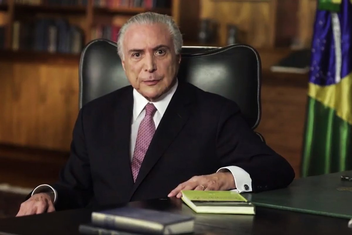 [Michel Temer aceita o convite para chefiar a missão humanitária do Brasil no Líbano]