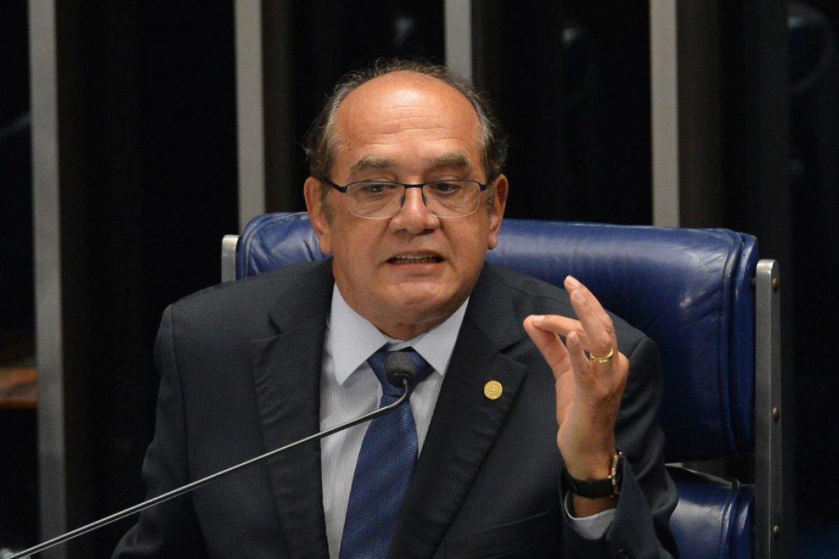[Gilmar Mendes envia ao plenário do STF ação contra reeleição na Câmara e Senado]