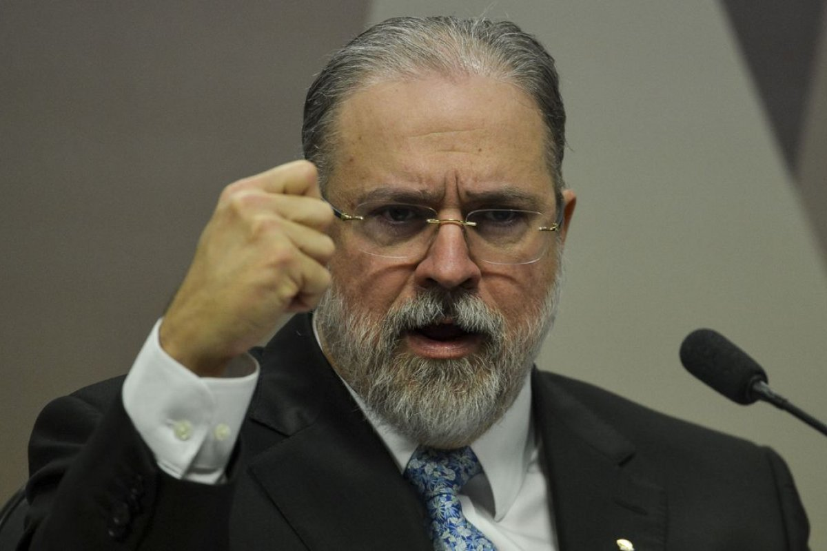[Aras critica suspensão de contas nas redes sociais dos apoiadores do presidente Bolsonaro]