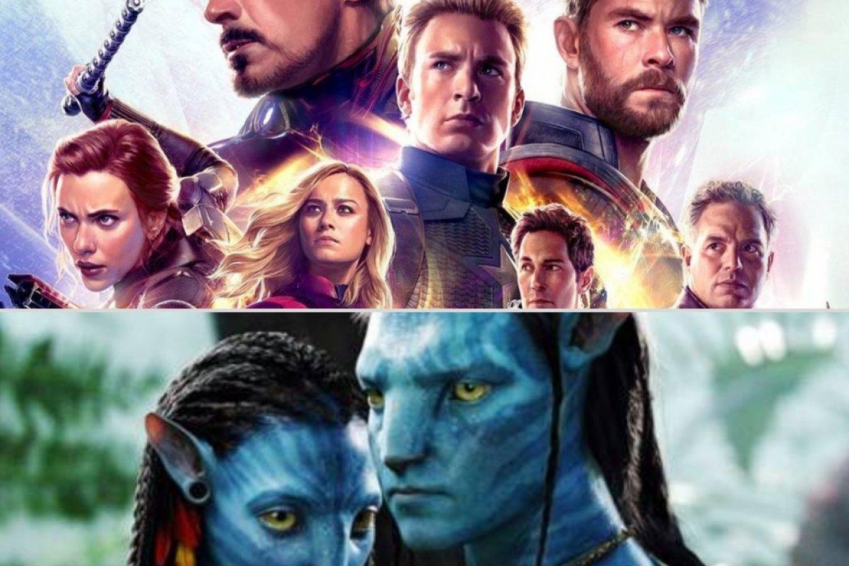"[""Vingadores: Ultimato"" passa Avatar como recordista de bilheterias no cinema]"