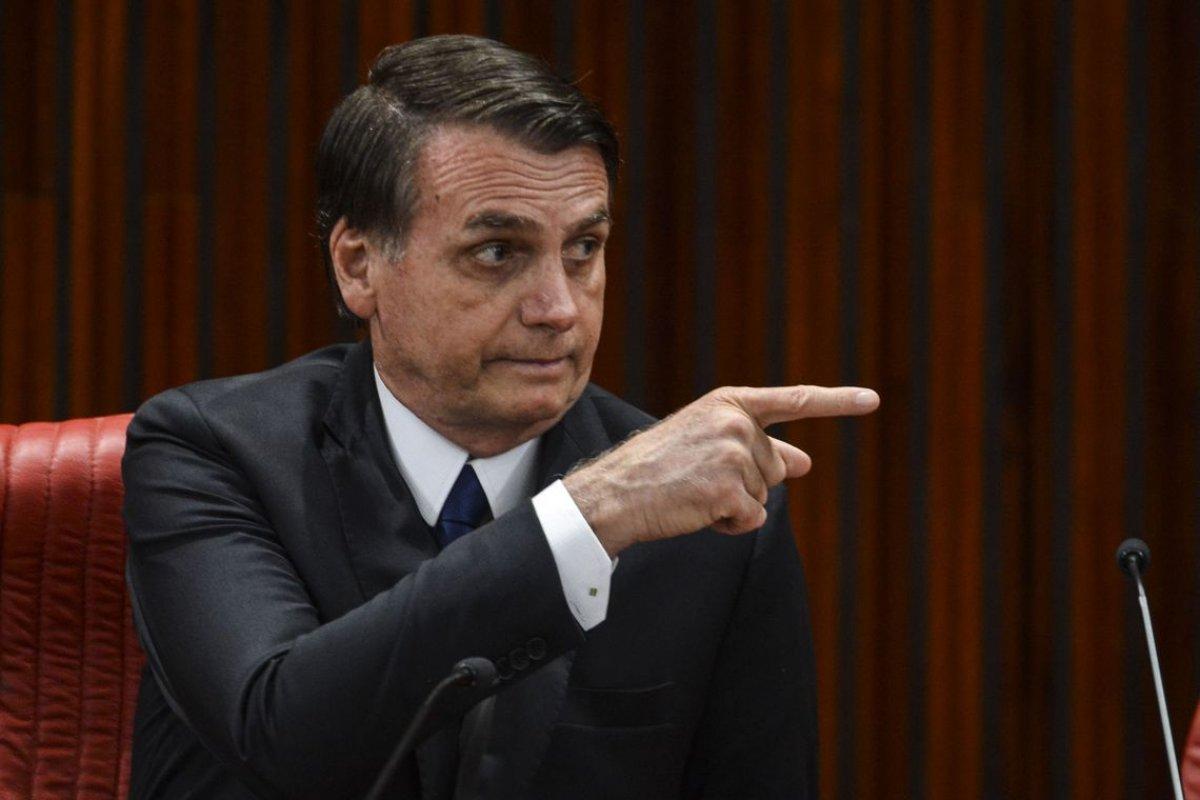 [Bolsonaro diz que não há constrangimento em visitar a Bahia]