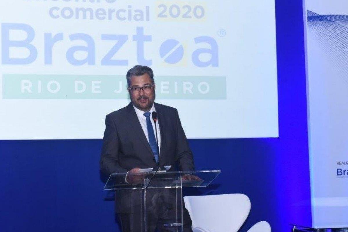 [Embarques para o primeiro semestre de 2021 lideram vendas das operadoras Braztoa em agosto]